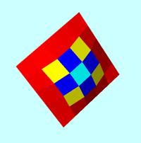 User:Tohline/vtk/Examples/XMLRectilinearGrid - VisTrailsWiki