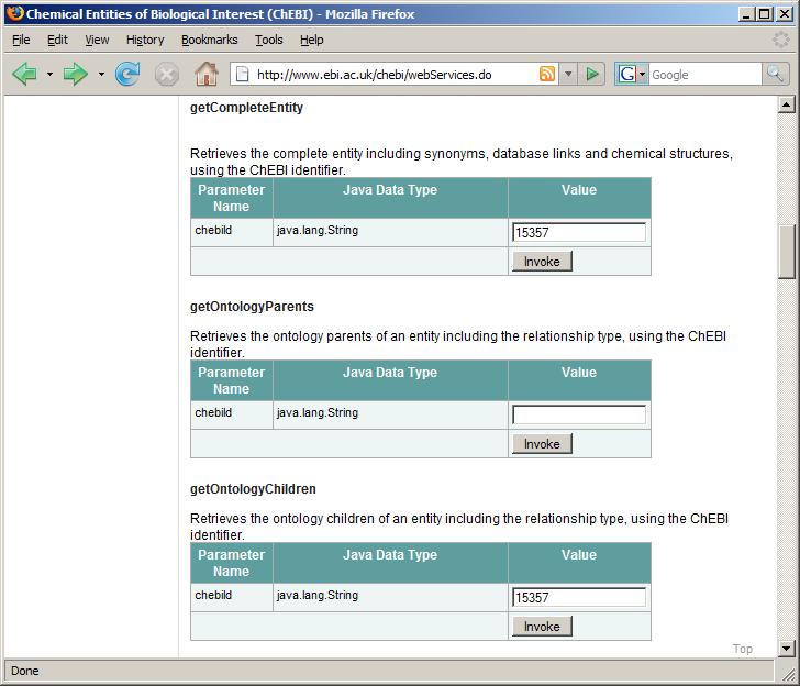 Example: Web Services — VisTrails 2 x documentation